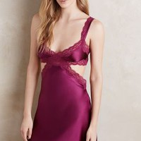 Stella McCartney Clara Chemise in Purple Size: