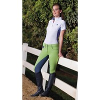 Romfh International Brights Breeches - Ladies, Full Seat and Front Zip Full Seat Breeches | EquestrianCollections MOBILE