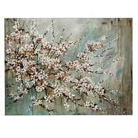 Blossom Melody by Lynlie Carson | Floral/Still Life | Canvas | Art | Z Gallerie