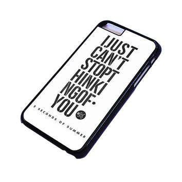 5 SECONDS OF SUMMER 6 5SOS iPhone 4/4S 5/5S 5C 6 6S Plus Case Cover