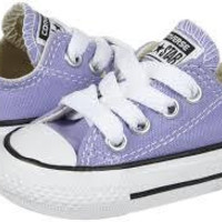 Converse Chuck Taylor OX(Toddler)-Lavender Glow