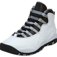 Best Deal Nike Jordan Kids Jordan 10 Retro Prem Gg Basketball Shoe