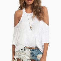 Off to the Racerback Tunic $29