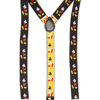 Classic Mickey Mouse Suspenders