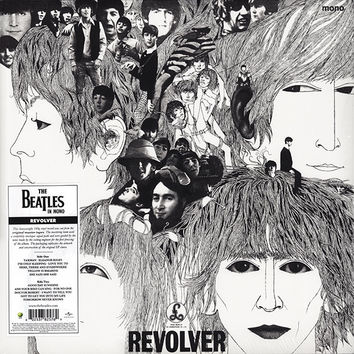 Beatles - Revolver (LP)