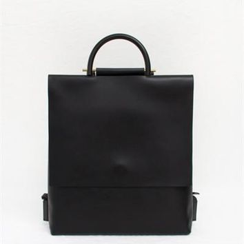 Building Block Rucksack- Black