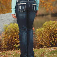 Cowgirl Tuff® Ladies' Glamour Jeans