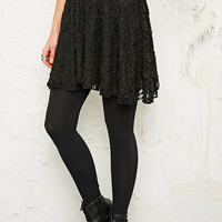 Pins & Needles Lace Circle Skirt - Urban Outfitters