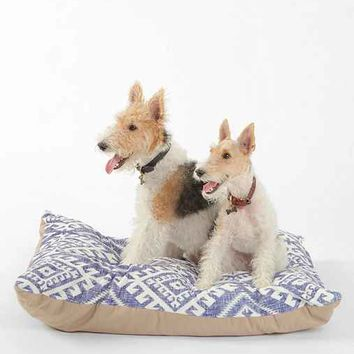 Holli Zollinger For DENY Shakami Denim Pet Bed
