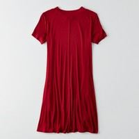 AEO SOFT & SEXY RIBBED DRESS