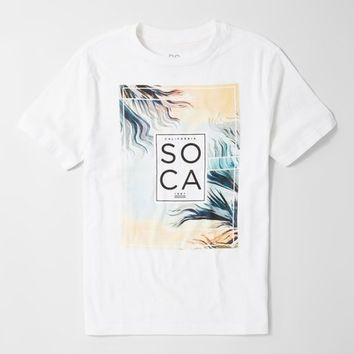 p.s. from Aéropostale White 'SoCa' Graphic Short-Sleeve Tee - Boys