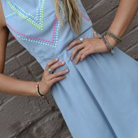 Piace Boutique - Let It Shine Dress in Dresses