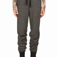 T BY ALEXANDER WANG SIRO TERRY SWEATPANTS - CHARCOAL - 501600 - MEN - JUST IN - T BY ALEXANDER WANG