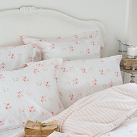 Buy Cabbages & Roses Catherine Rose Bedding   John Lewis