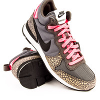 Nike Internationalist Mid Cool Grey/ Medium Ash/ Bamboo/ Black Sneaker
