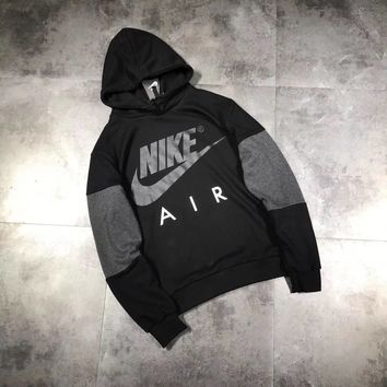 Fashion Online Nike Air Fashion Hooded Fashion Top Sweater Pullover Hoodie