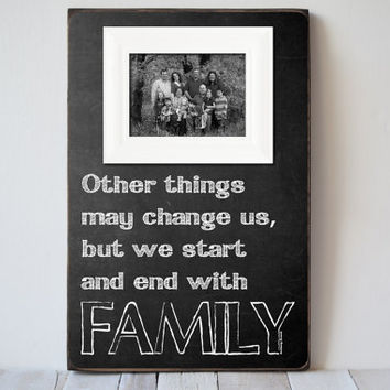 Family Frame - Grandparent Frame - Picture Frame - Photo Frame - Grandpa - Grandma - Frame - Picture - Gift
