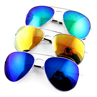 ROMWE Fluorescent Cool Glasses