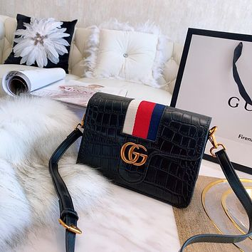 Gucci One-shoulder lady bag