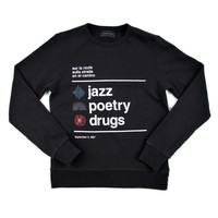 Sixpack France - JAZZ POETRY DRUGS SWEAT