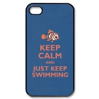 Custombox Finding Nemo iphone 4/4s Case Plastic Hard Phone case-iPhone 4-DF00406