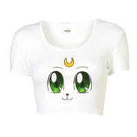 Artemis Crop Top