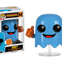 Pop! Games - Pac-Man - Inky 84 Vinyl Figure (New)