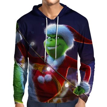 The Grinch Smile Hoodie