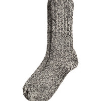 Thick socks - from H&M