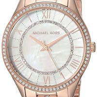 ONETOW Michael Kors Watches Lauryn Three-Hand Watch