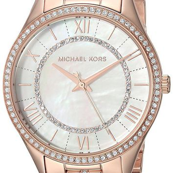 DCCKRQ5 Michael Kors Watches Lauryn Three-Hand Watch