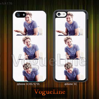 1D iPhone 5 case iPhone 5c case iPhone 5s case iPhone 4 case iPhone 4s case, niall horan one direction --VA176