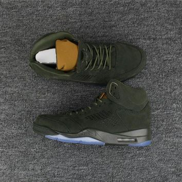 "DCCKIG3 Air Jordan 5 PRM ""Take Flight�AJ5 881432-305"