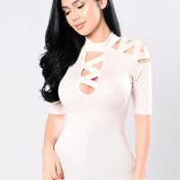 Princess Of Charm Top - Blush
