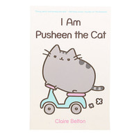 I Am Pusheen The Cat Paperback Book