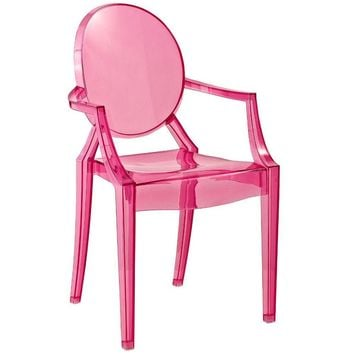 EEI-121K-PNK Casper Kids Chair
