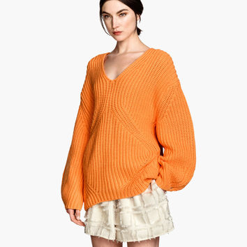 H&M Rib-knit Sweater $59.95