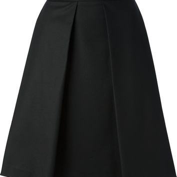 Alberto Biani Structured A-Line Skirt