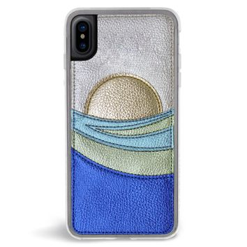 Swell Embroidered iPhone X Case