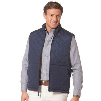 Chaps Quilted Vest