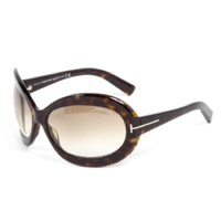 Tom Ford Womens Sunglasses EDIE FT0428 68 52F