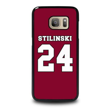 TEEN WOLF STILINSKI 24 Samsung Galaxy S7 Case Cover
