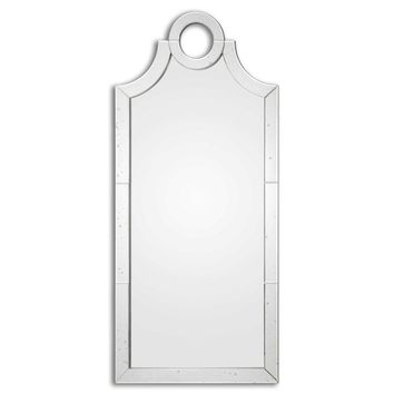Acacius Arched Mirror By Uttermost