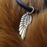 Angel Wings pendant, Necklace, Gifts For Her, Аngel Wings Jewelry, Angel Wing Charm, Wing Necklace, Handmade, Gift for women
