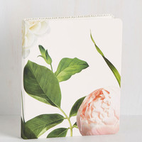 Like It or Note Notebook in Flora | Mod Retro Vintage Desk Accessories | ModCloth.com