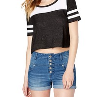 Cropped Athletic Tee