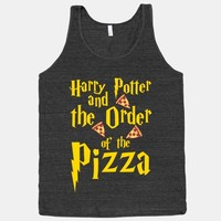 Harry Potter And The Order Of The Pizza