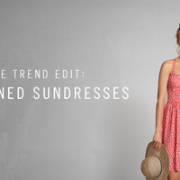Womens Patterned Sundresses The Trend Edit | Abercrombie.com