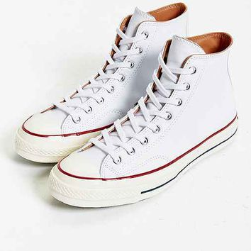Converse Chuck Taylor 70 Leather High Top Sneaker
