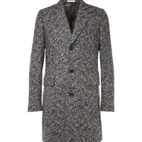Paul Smith - Check Alpaca and Wool-Blend Overcoat | MR PORTER